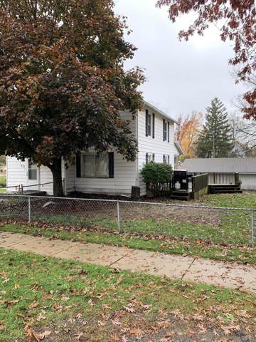 632 Hyatt Street, Eaton Rapids, MI 48827 (MLS #242236) :: Real Home Pros