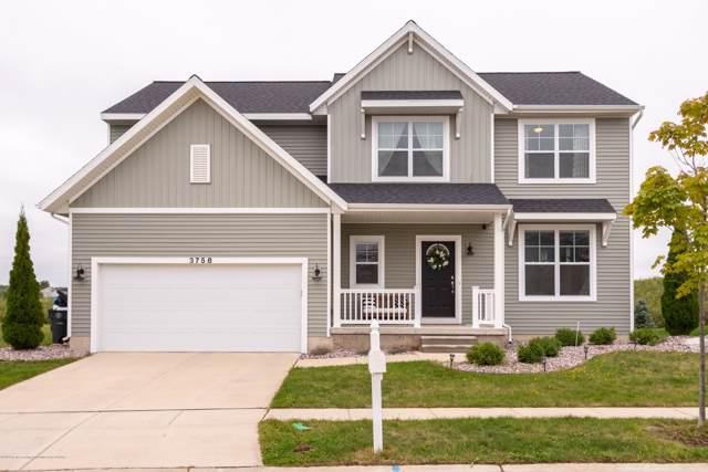3758 Shearwater Lane, East Lansing, MI 48823 (MLS #243415) :: Real Home Pros