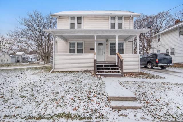 911 Mahlon Street, Lansing, MI 48906 (MLS #243421) :: Real Home Pros