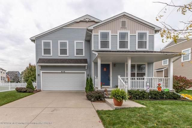 615 E Willet Way, East Lansing, MI 48823 (MLS #243523) :: Real Home Pros