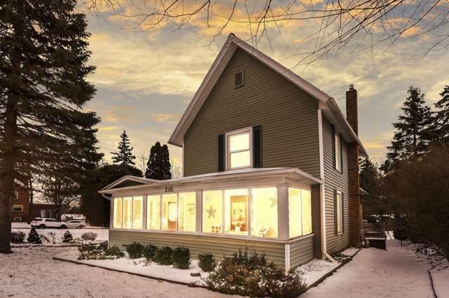 210 E Main Street, Dewitt, MI 48820 (MLS #243554) :: Real Home Pros