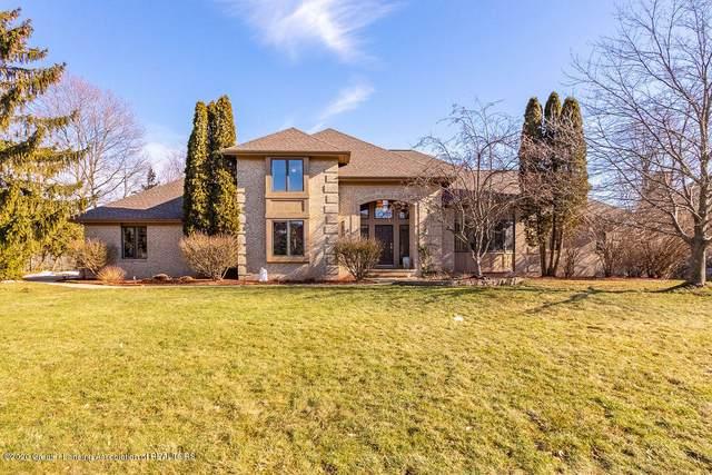 6420 E Island Lake Drive, East Lansing, MI 48823 (MLS #243983) :: Real Home Pros