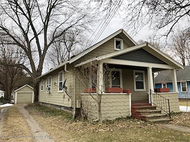 916 Dakin Street, Lansing, MI 48912 (MLS #244163) :: Real Home Pros