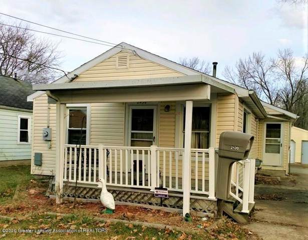 2430 Newark Avenue, Lansing, MI 48911 (MLS #244229) :: Real Home Pros