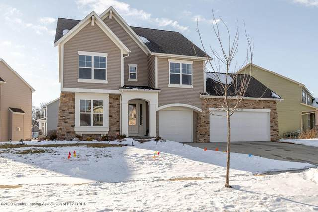 5145 Twinging Drive, Okemos, MI 48864 (MLS #244248) :: Real Home Pros