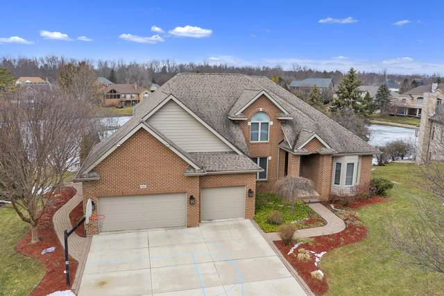 402 Shoreline Drive, Dewitt, MI 48820 (MLS #244444) :: Real Home Pros