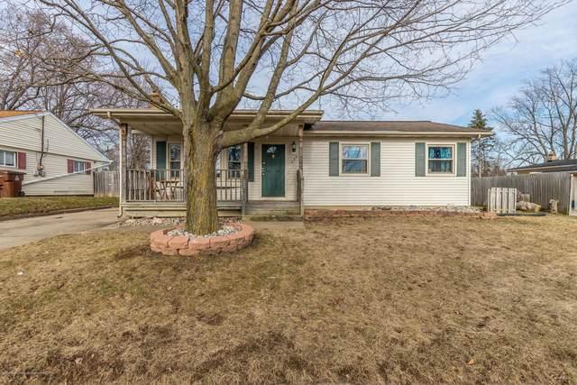 949 Eugenia Drive, Mason, MI 48854 (MLS #244446) :: Real Home Pros