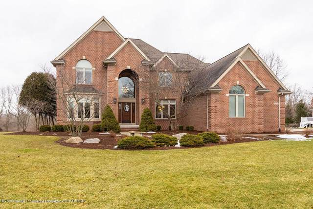 3582 Cabaret Trail, Okemos, MI 48864 (MLS #244485) :: Real Home Pros