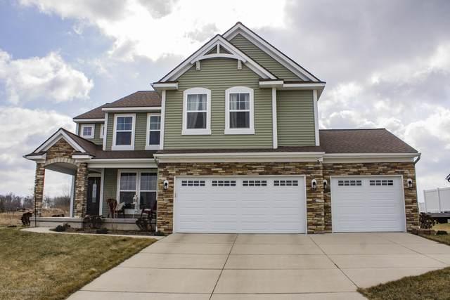 10596 Saddlebrook Drive, Grand Ledge, MI 48837 (MLS #244502) :: Real Home Pros