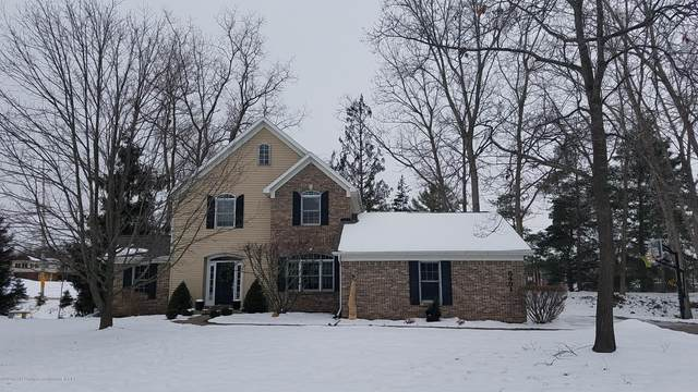 5491 Martinique Circle, East Lansing, MI 48823 (MLS #244527) :: Real Home Pros