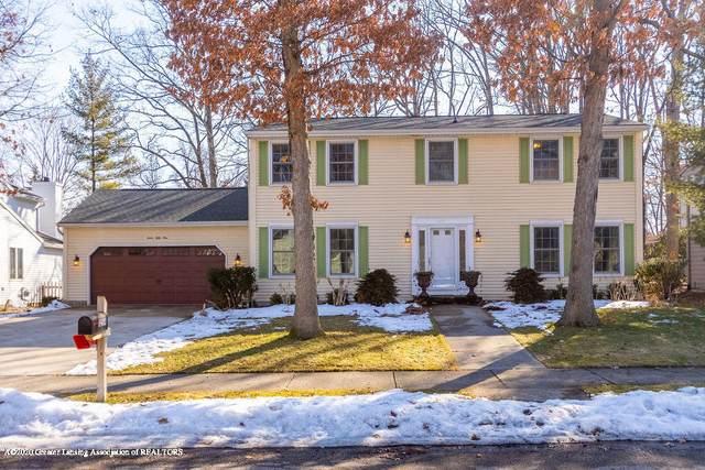 1259 Blanchette Drive, East Lansing, MI 48823 (MLS #244613) :: Real Home Pros