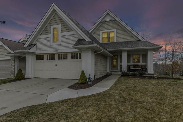 16848 Meadowbrook Drive, Haslett, MI 48840 (MLS #244966) :: Real Home Pros