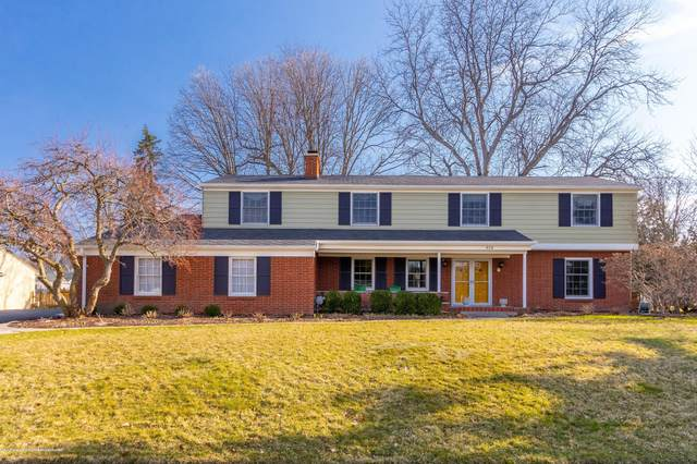 828 N Tanglewood Lane, East Lansing, MI 48823 (MLS #245132) :: Real Home Pros