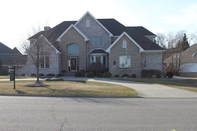 6181 Whitehills Lake Drive, East Lansing, MI 48823 (MLS #245141) :: Real Home Pros