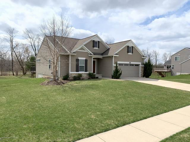 1515 Wellman Road, Dewitt, MI 48820 (MLS #245372) :: Real Home Pros