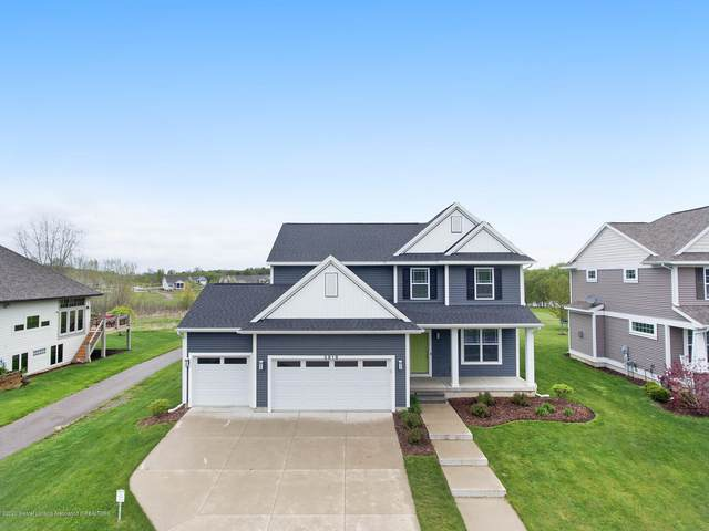 2818 Kittansett Drive, Okemos, MI 48864 (MLS #246162) :: Real Home Pros