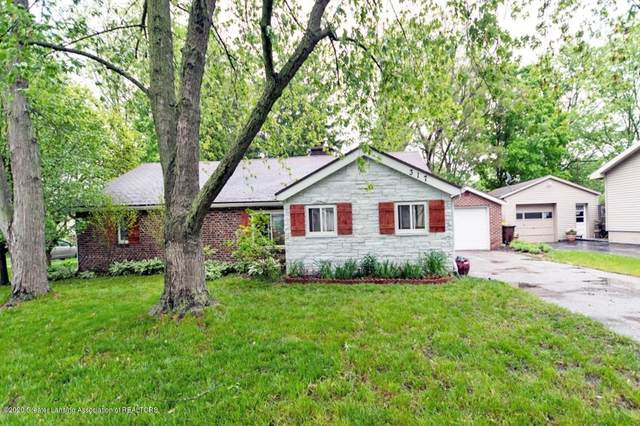 317 Crossman Street, Williamston, MI 48895 (MLS #246459) :: Real Home Pros