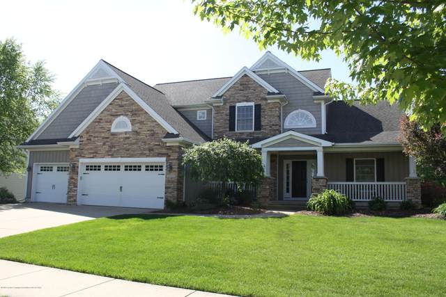 2589 Robins Way, Okemos, MI 48864 (MLS #246660) :: Real Home Pros