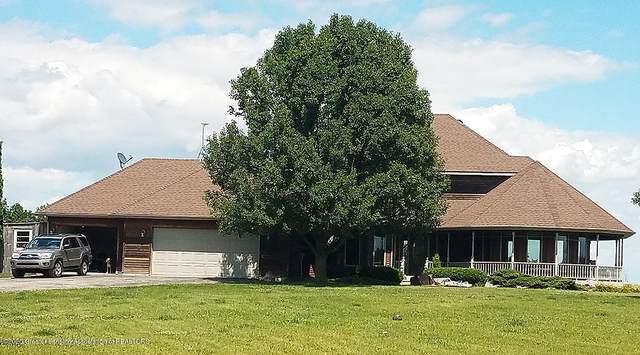 10115 S Smith Road, Perrinton, MI 48871 (MLS #247179) :: Real Home Pros