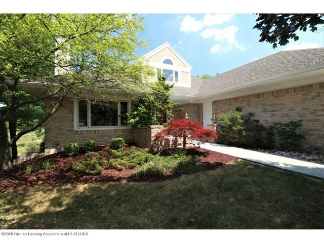 6239 W Golfridge Drive #39, East Lansing, MI 48823 (MLS #247374) :: Real Home Pros