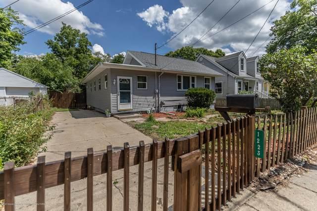 1223 Allen Street, Lansing, MI 48912 (MLS #248122) :: Real Home Pros