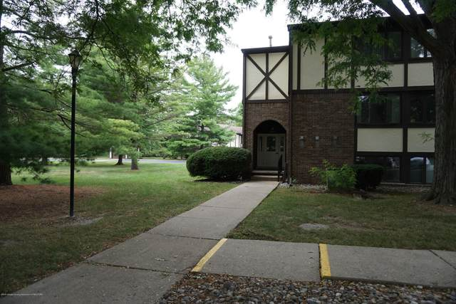 6165 E Inkeepers Court #72, East Lansing, MI 48823 (MLS #248392) :: Real Home Pros