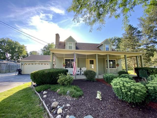 5535 Jimson, Dimondale, MI 48821 (MLS #248533) :: Real Home Pros