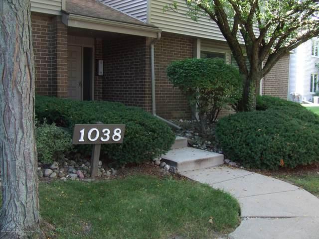 1038 Grenoble Lane A, Lansing, MI 48917 (MLS #248695) :: Real Home Pros