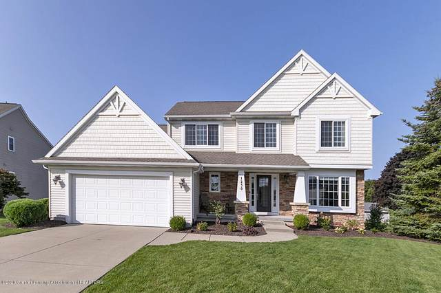 1230 Senna Trail, Dewitt, MI 48820 (MLS #248885) :: Real Home Pros