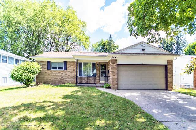 2126 Bolley Drive, Lansing, MI 48912 (MLS #248918) :: Real Home Pros