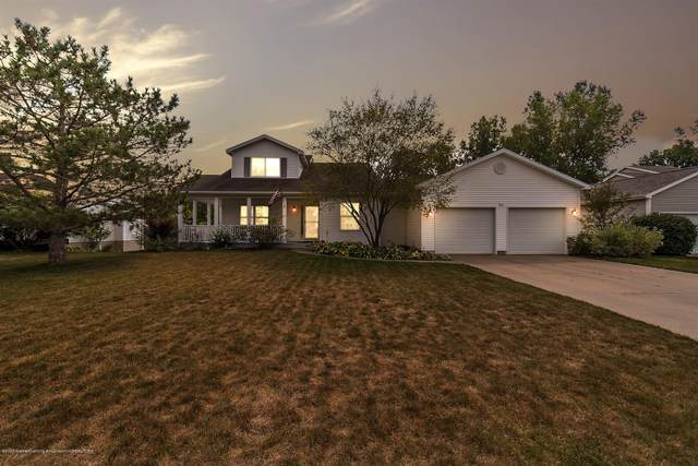 311 Split Rail Ridge, Williamston, MI 48895 (MLS #249084) :: Real Home Pros