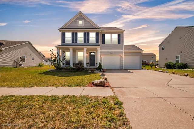 4197 Black Cherry Lane, Mason, MI 48854 (MLS #249101) :: Real Home Pros