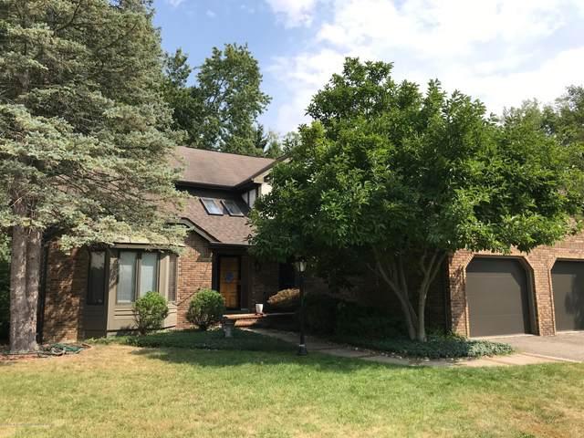 5454 E Jessalee Circle, East Lansing, MI 48823 (MLS #249102) :: Real Home Pros