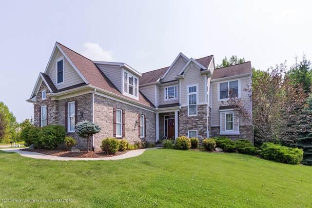 2641 Loon Lane, Okemos, MI 48864 (MLS #249149) :: Real Home Pros