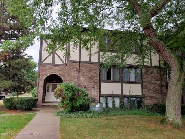 6160 Innkeepers Court #59, East Lansing, MI 48823 (MLS #249208) :: Real Home Pros