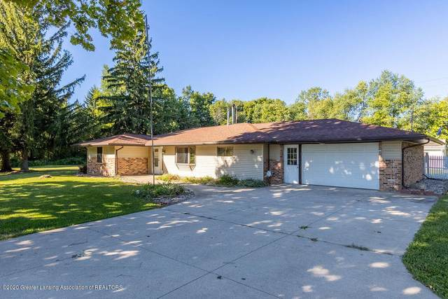 4259 N Williamston Road, Williamston, MI 48895 (MLS #249360) :: Real Home Pros
