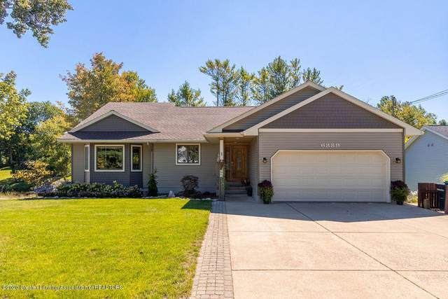 6889 Victoria Shore Drive, Laingsburg, MI 48848 (MLS #249442) :: Real Home Pros