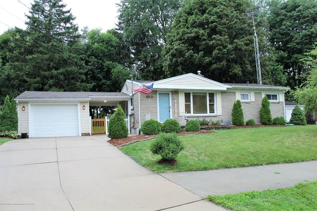 5585 Hallendale Road, Haslett, MI 48840 (MLS #249501) :: Real Home Pros