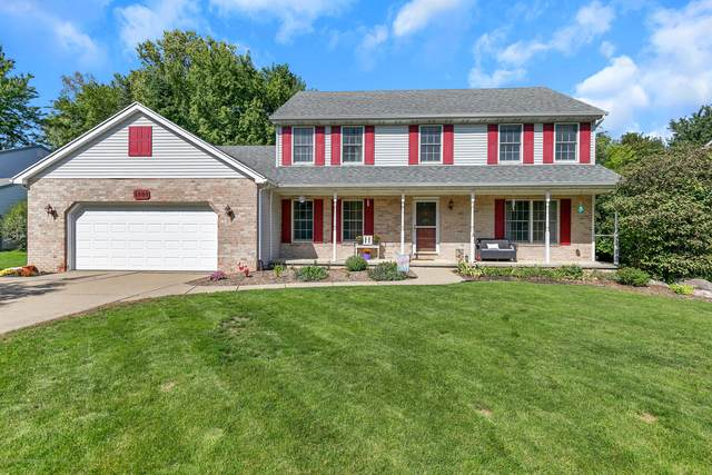 1301 Timber Creek Drive, Grand Ledge, MI 48837 (MLS #249537) :: Real Home Pros
