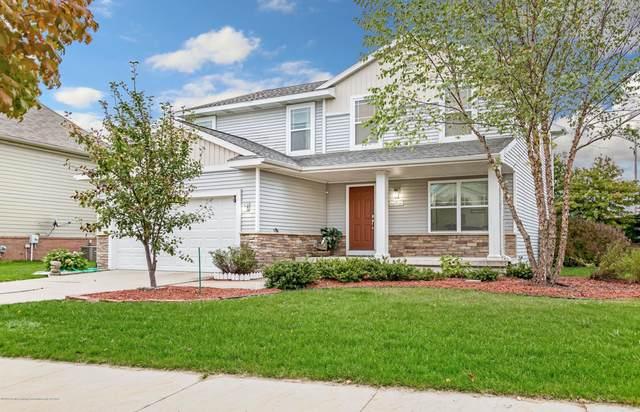 2691 Coreopsis Drive, Okemos, MI 48864 (MLS #249892) :: Real Home Pros