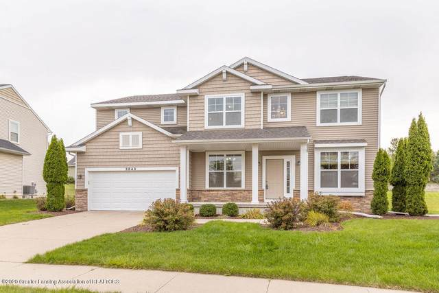 2543 Lupine Court, Okemos, MI 48864 (MLS #249961) :: Real Home Pros