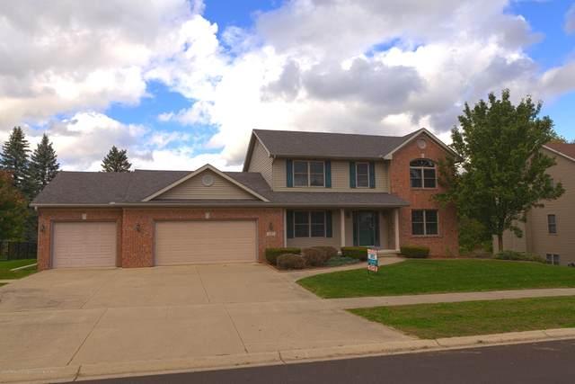 1207 Sunrise Drive, Grand Ledge, MI 48837 (MLS #250333) :: Real Home Pros