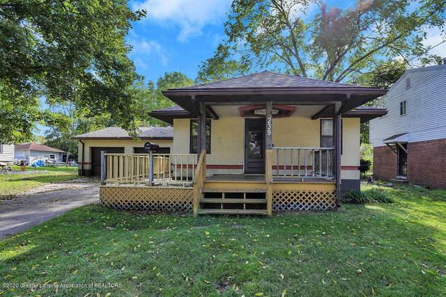 239 W Thomas Street, Lansing, MI 48906 (MLS #250429) :: Real Home Pros