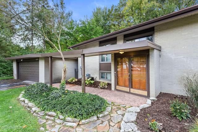 1619 Gilcrest Avenue, East Lansing, MI 48823 (MLS #250434) :: Real Home Pros