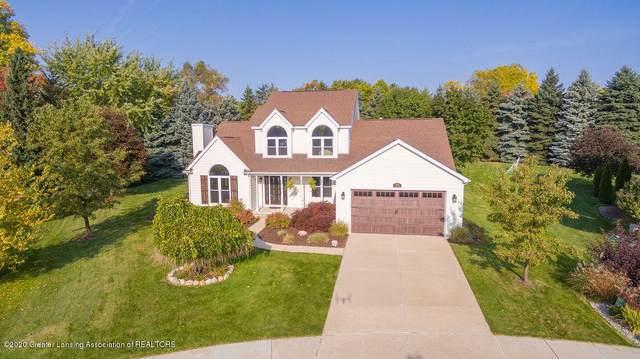 16668 Sundew Circle, East Lansing, MI 48823 (MLS #250479) :: Real Home Pros