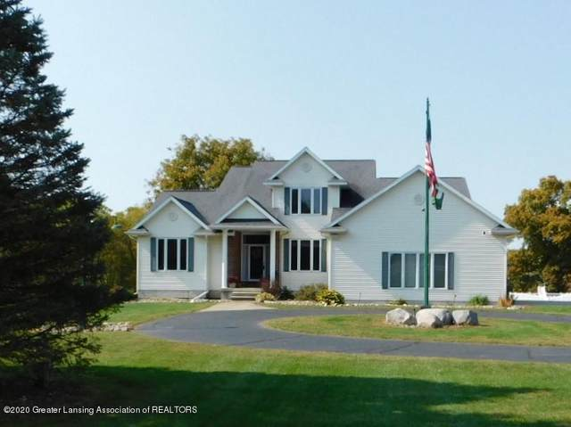 1720 Ives Road, Leslie, MI 49251 (MLS #250547) :: Real Home Pros