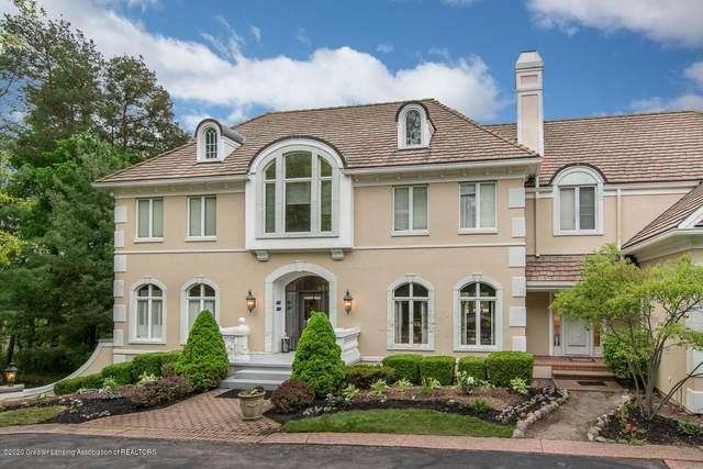 6401 Pine Hollow Drive, East Lansing, MI 48823 (MLS #250592) :: Real Home Pros