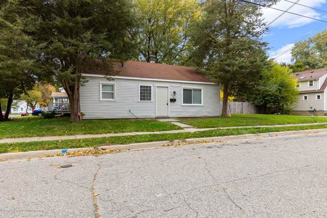 1218 Lenore Avenue, Lansing, MI 48910 (MLS #250734) :: Real Home Pros