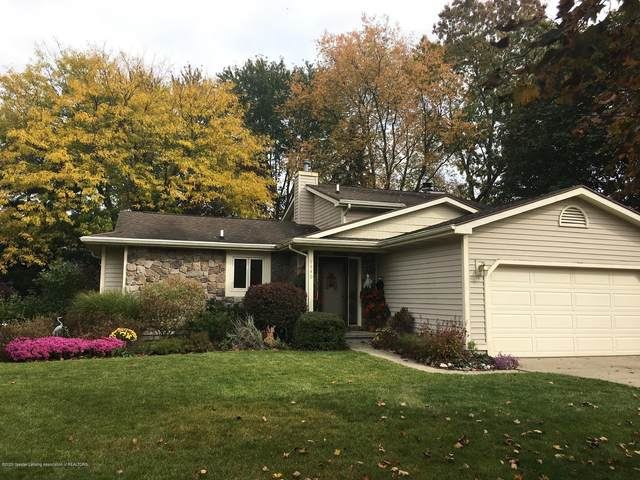 1940 Wilder Court, Haslett, MI 48840 (MLS #251426) :: Real Home Pros
