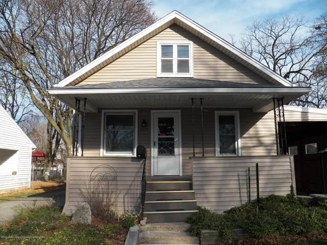 1021 E North Street, Lansing, MI 48906 (MLS #251554) :: Real Home Pros